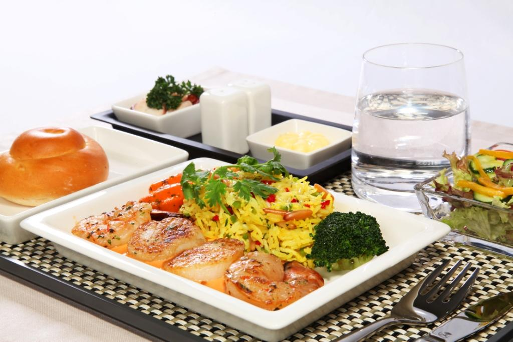Saudia airlines incorpora prestigiosos chefs a bordo de sus aviones