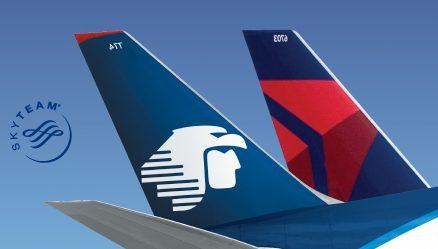 Delta y Aeroméxico comenzarán operación de nueva plataforma tecnológica