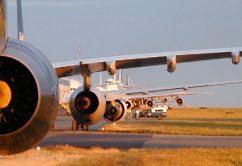 aviones-atardecer-ala