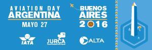 """Argentina dialogará sobre aviación en el """"Aviation Day Argentina 2016"""""""