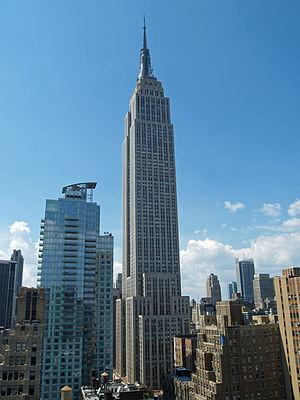 Hoy hace 71 años, un avión se estrelló contra el Empire State Building