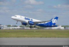 A320neo GOAIR_TAKE OFF_