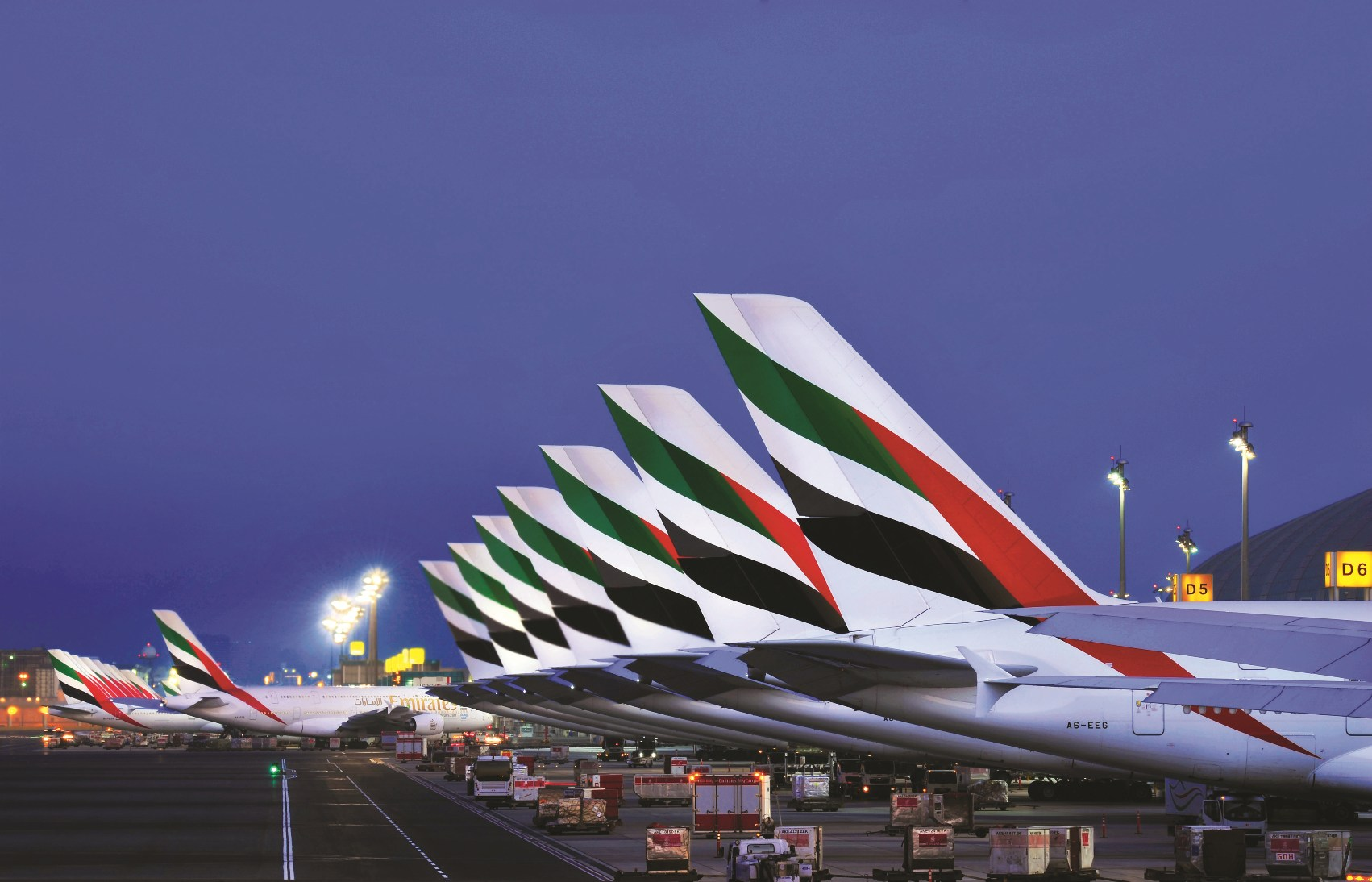 "Emirates SkyCargo painted a rosy picture for Valentine""™s Day"