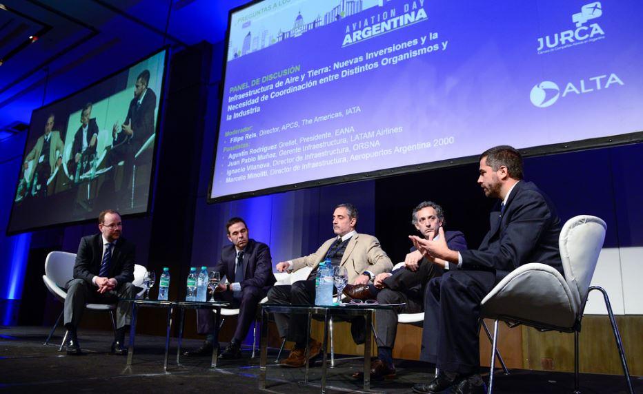 Panel Av Day Argentina