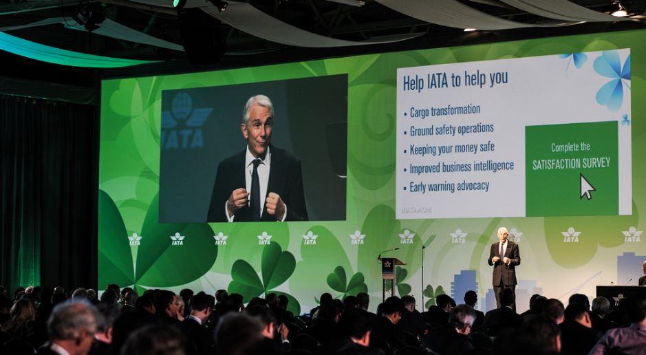 La IATA analiza en Dublín la seguridad y eficiencia del transporte aéreo