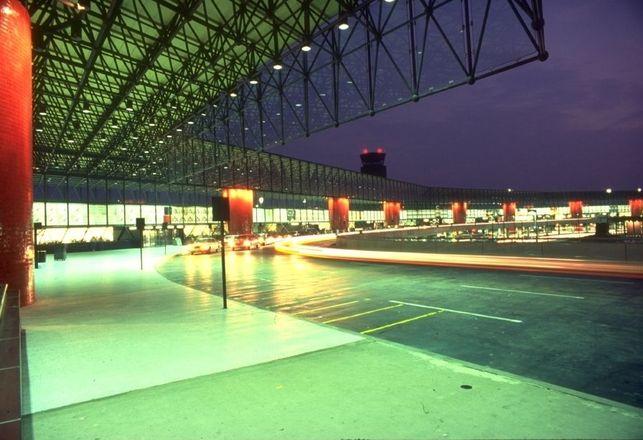 Así serán los aeropuertos del futuro