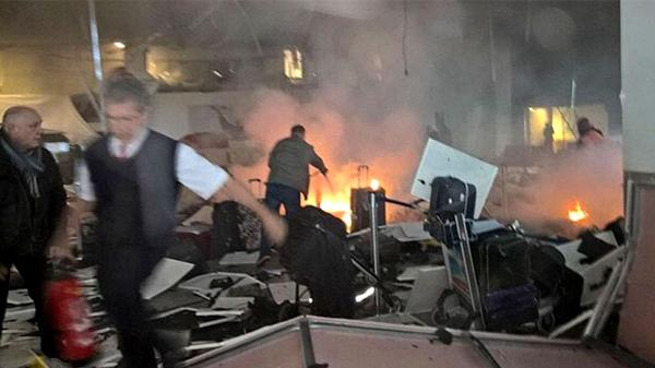 Detienen a nuevos sospechosos del atentado en aeropuerto de Estambul