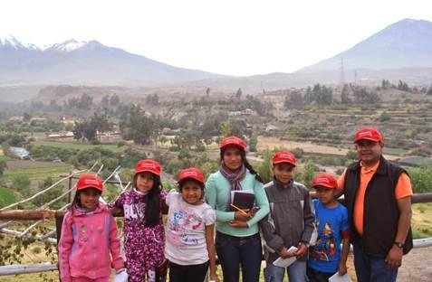 Avianca cumplió el sueño de 6 niños de viajar por primera vez