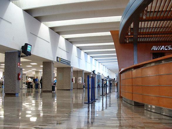 México: Despega tráfico de pasajeros en el aeropuerto de Monterrey