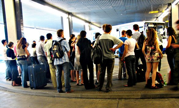 Neuquén-Argentina: Más de 100 mil pasajeros pasaron por el aeropuerto en julio