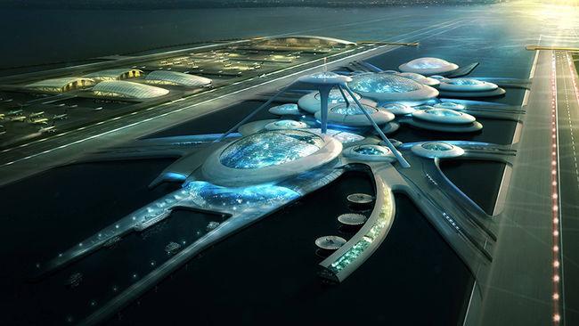 Los aeropuertos flotantes son un viejo sueño pero, ¿podrían hacerse realidad?