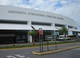 Fingers do Aeroporto Internacional Zumbi dos Palmares serão entregues