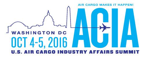 USACIA 2016, el futuro de la carga aérea en EE.UU.
