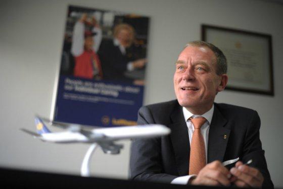 """Grupo Lufthansa: """"El Dorado es de primer nivel, pero es urgente su ampliación"""""""