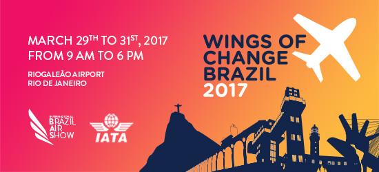 Imperdible: Ya está abierto el registro para participar en la primera edición de IATA Wings of Change Brasil