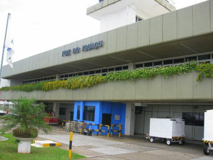 Aeroporto de Foz do Iguaçu é o que mais cresce no país
