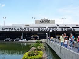 Aeroporto de Manaus é o 2º melhor do Brasil em 'satisfação geral do passageiro'