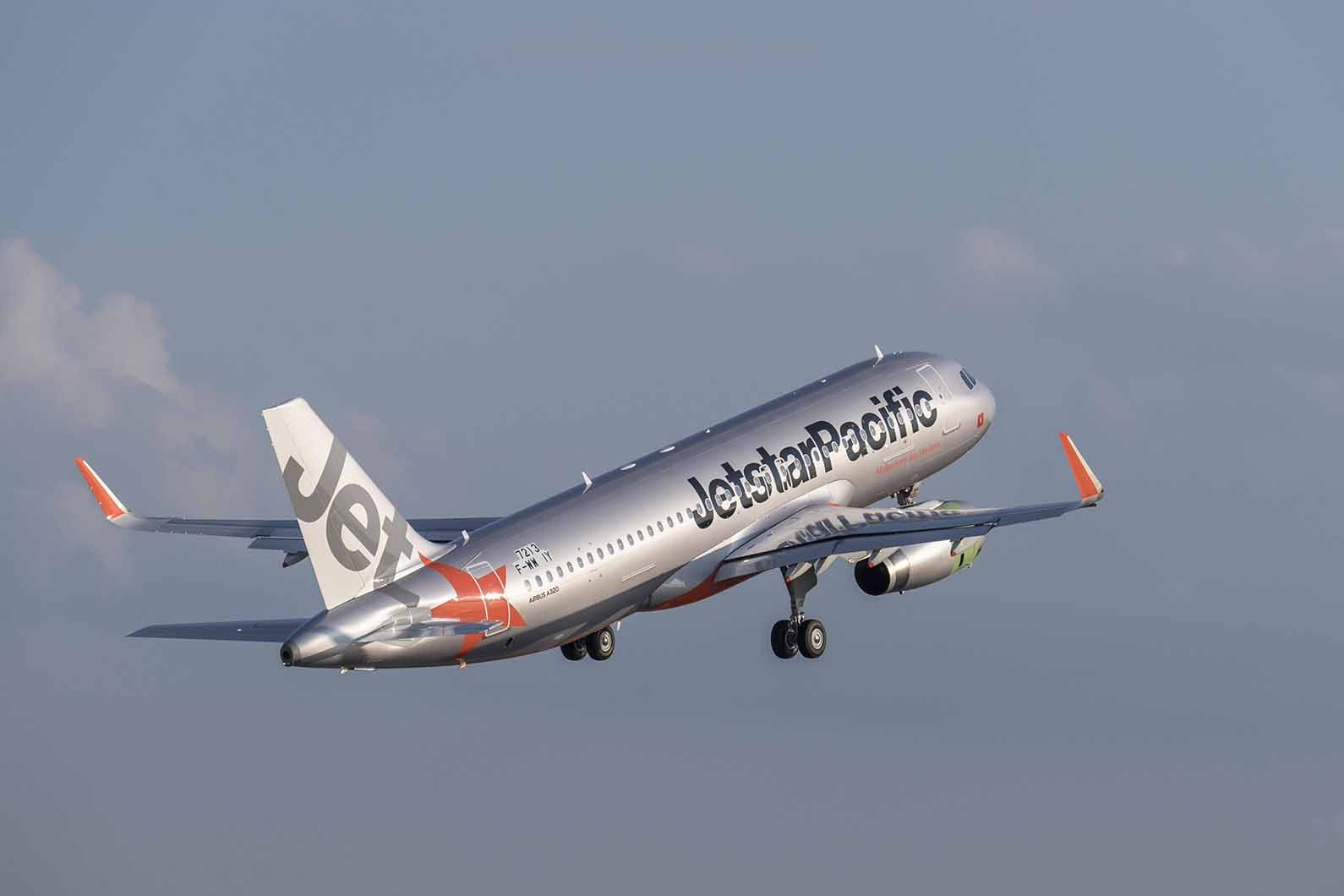 Jetstar Pacific finalises first direct order with Airbus