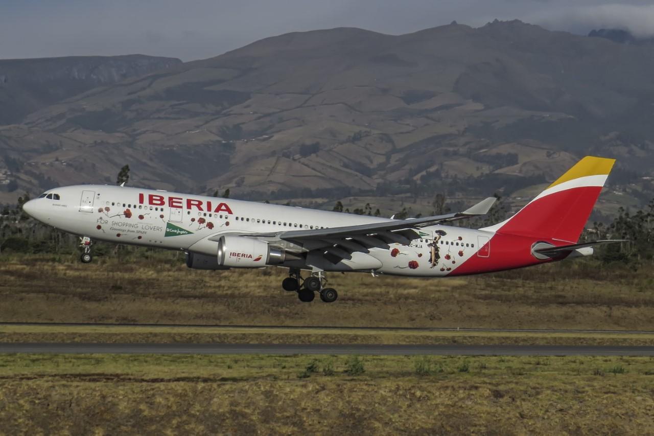 Iberia celebra este miércoles el 80º aniversario de sus vuelos a Lisboa
