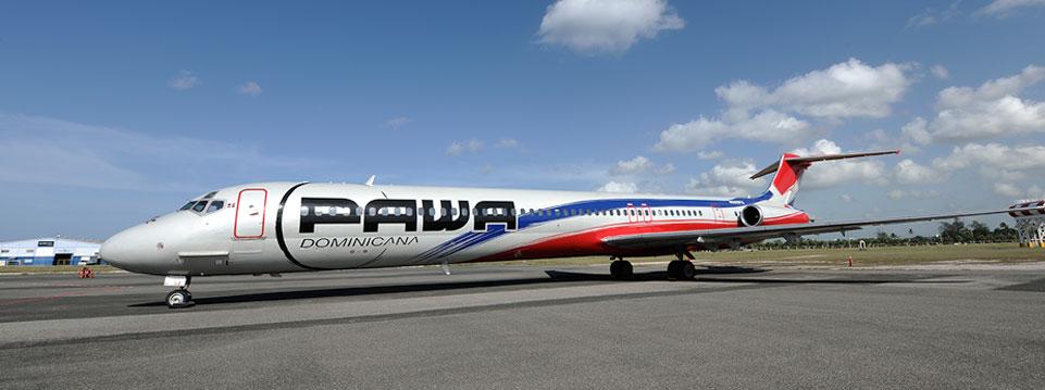 Aerolínea PAWA pide a autoridades dominicanas reconsiderar suspensión