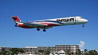 PAWA conquista cielos del Caribe y EE.UU.