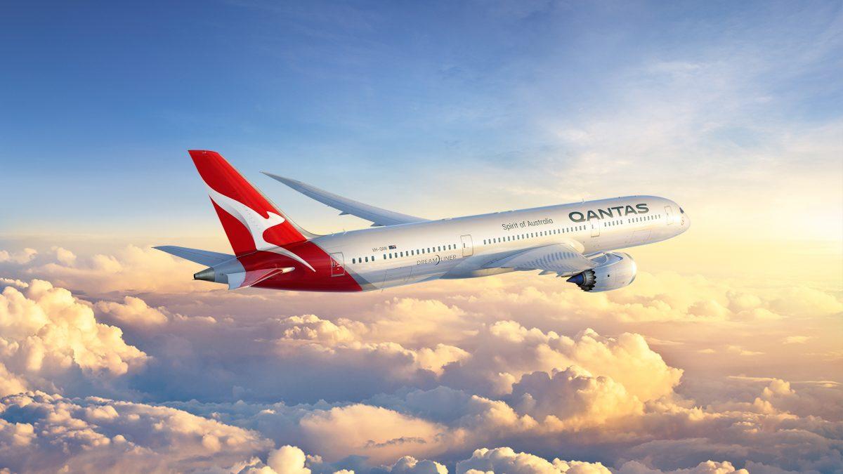 Qantas revela una nueva generación de cabinas para el Dreamliner 787