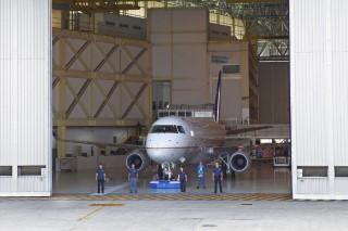 Jatos E170 e E175 recebem homologação para operação na Rússia