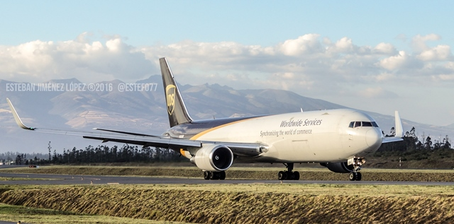 Boeing, UPS Announce Agreement for 767 Passenger to Freighter Conversions