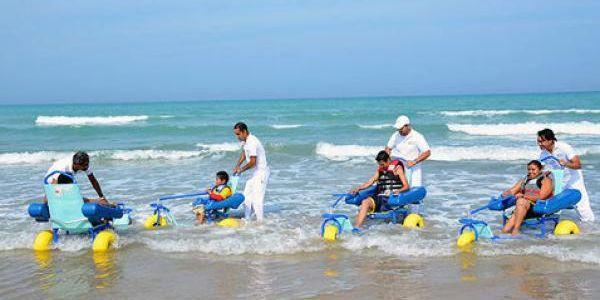 México: Ministro dice Sectur trabaja para que discapacitados disfruten del turismo