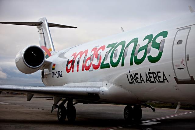 Brasil espera aumento de turistas paraguayos con 3 nuevos vuelos de Amaszonas