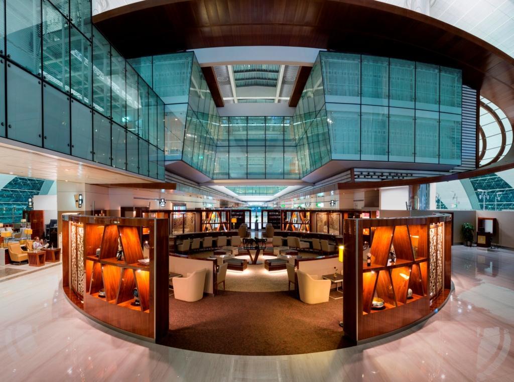 Emirates completa la remodelación del business class lounge en el aeropuerto internacional de Dubái