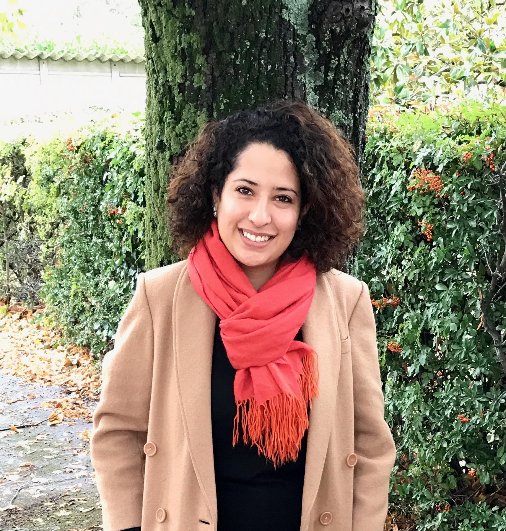 Con sólo 24 años: Kataliana Torrez Agramont, la boliviana que destaca en Airbus