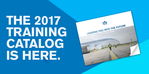 IATA Training amplía su oferta de cursos en español para 2017