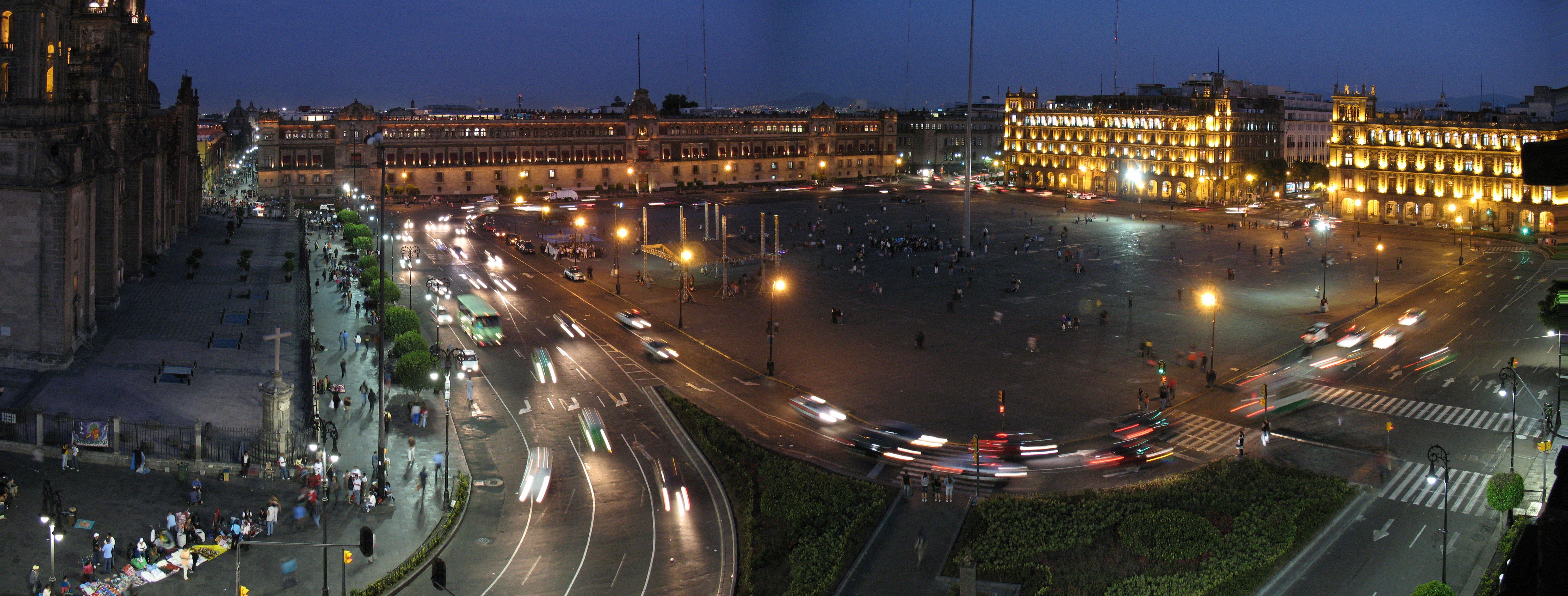 Eventos de ocio reunieron unas 1,5 millones de personas en Ciudad de México