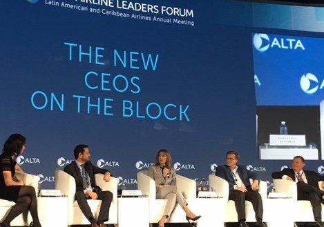 Líderes de industria aérea se reunirán en Panamá durante XV edición de ALTA Airline Leaders Forum