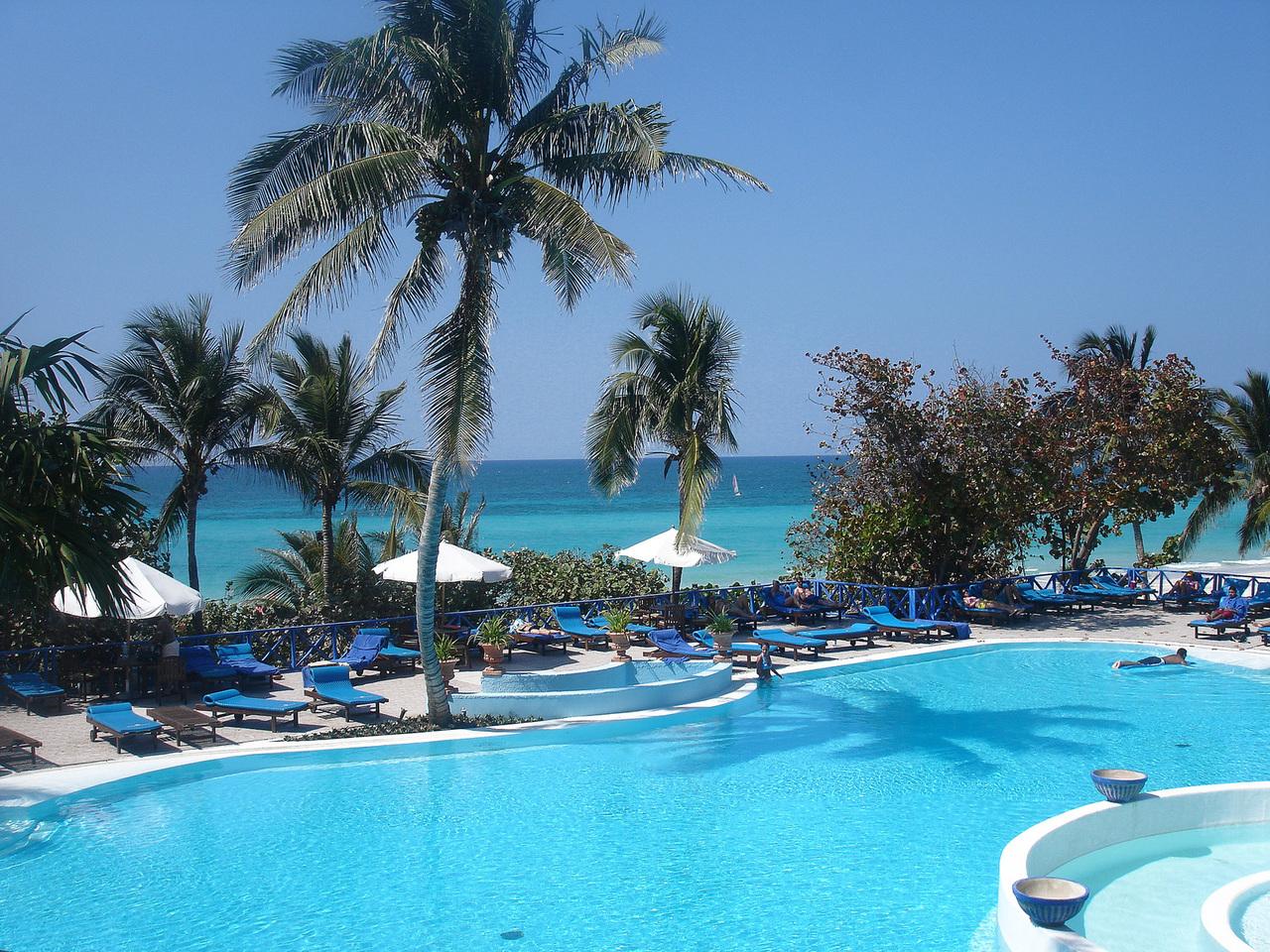 Los cinco mejores hoteles de playa para visitar