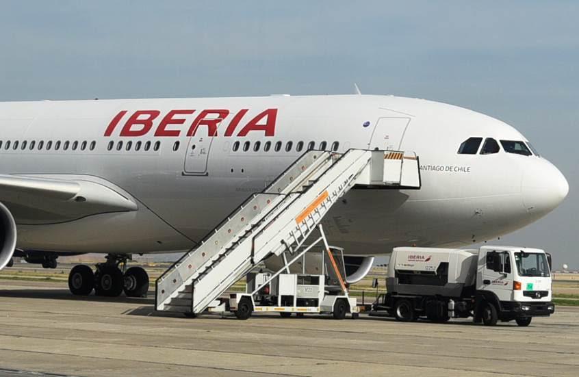 Iberia suma y sigue: tercer A330 convertido en carguero