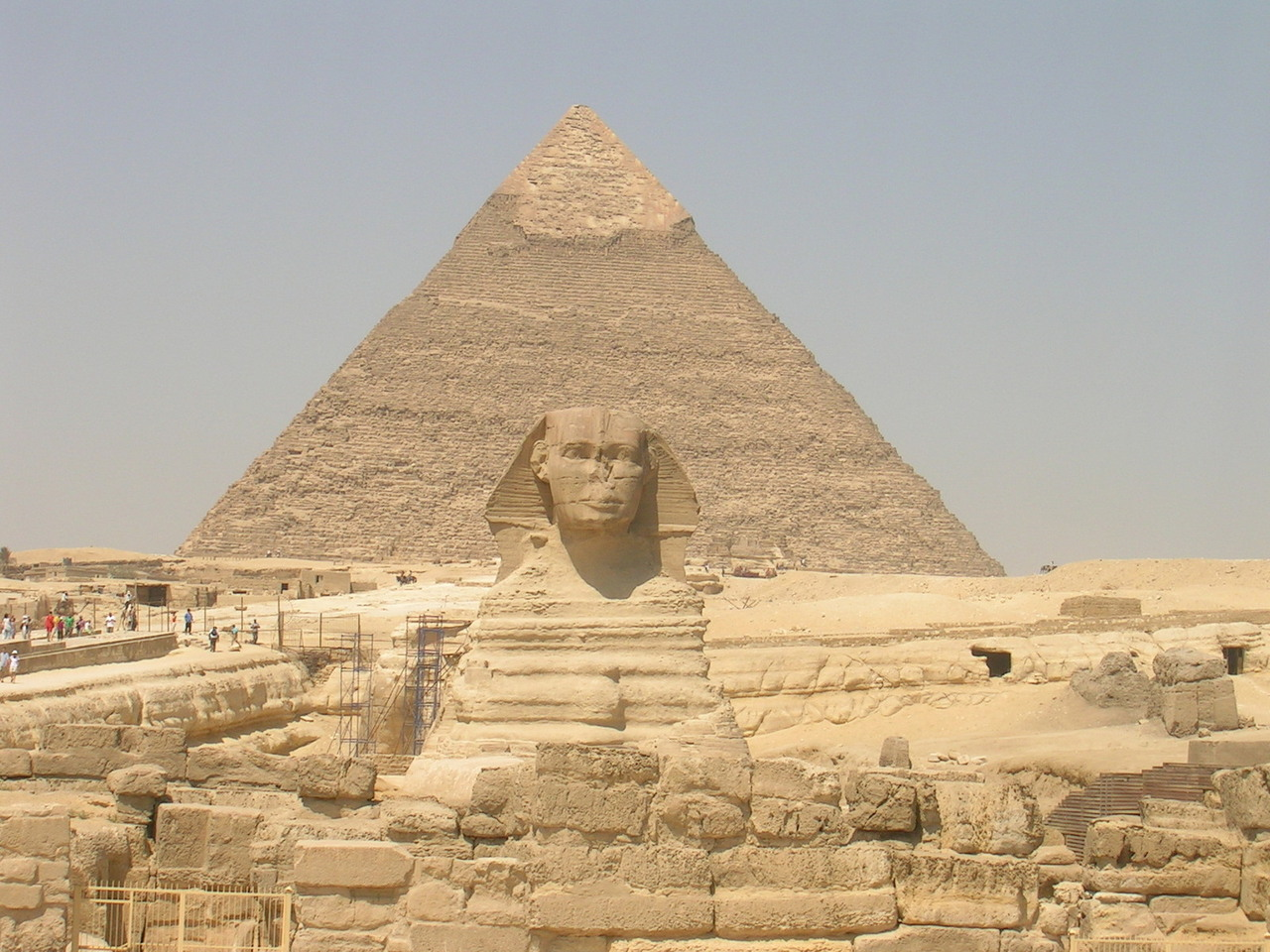 Egipto multará a las personas que molesten a los turistas