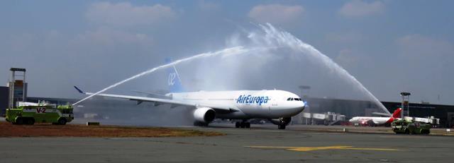 Air Europa marca presencia en Ecuador