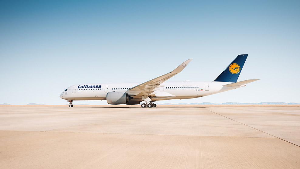 Lufthansa voltará a operar rota São Paulo-Munique
