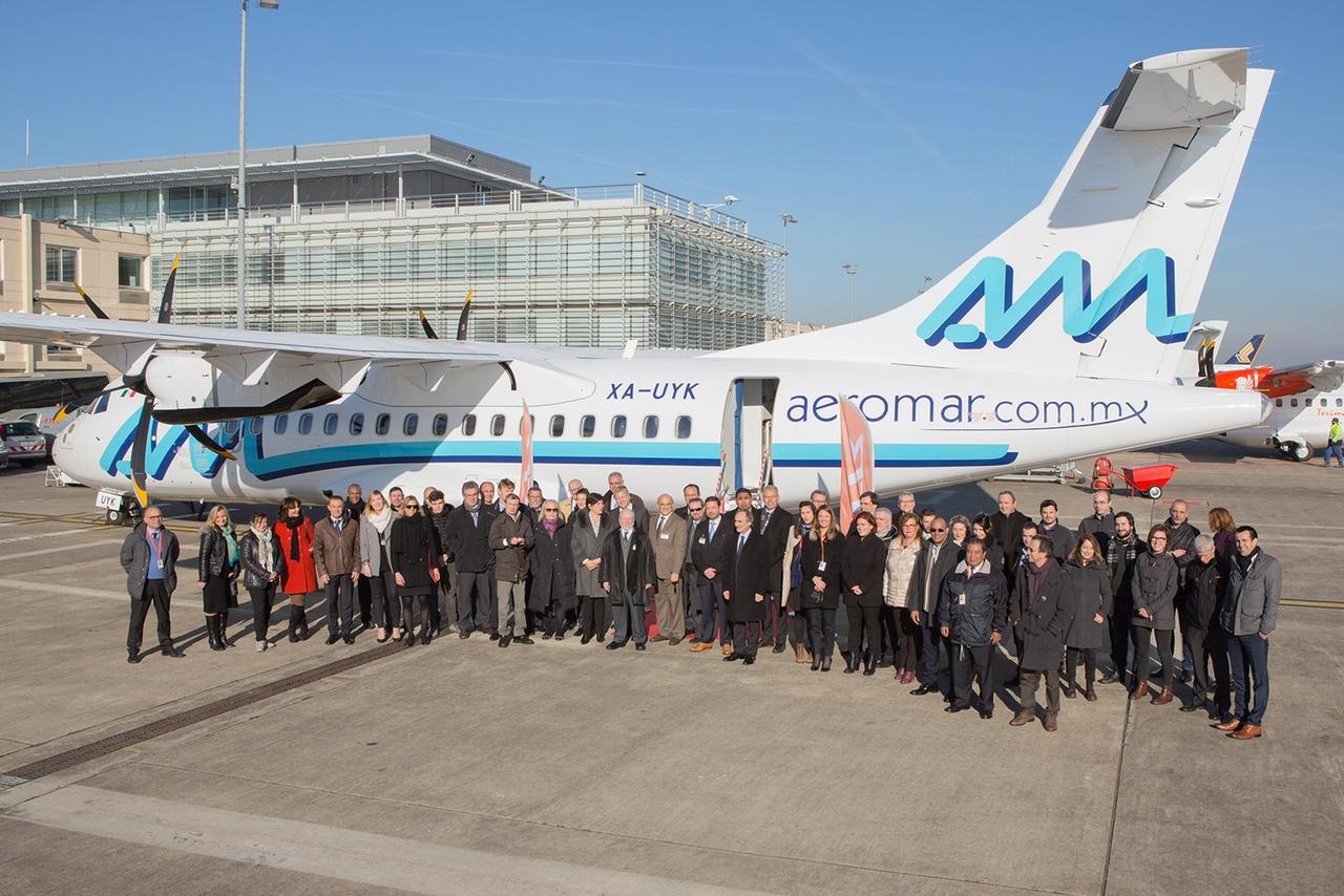 Avianca seeks to rename Aeromar as Avianca Mexico