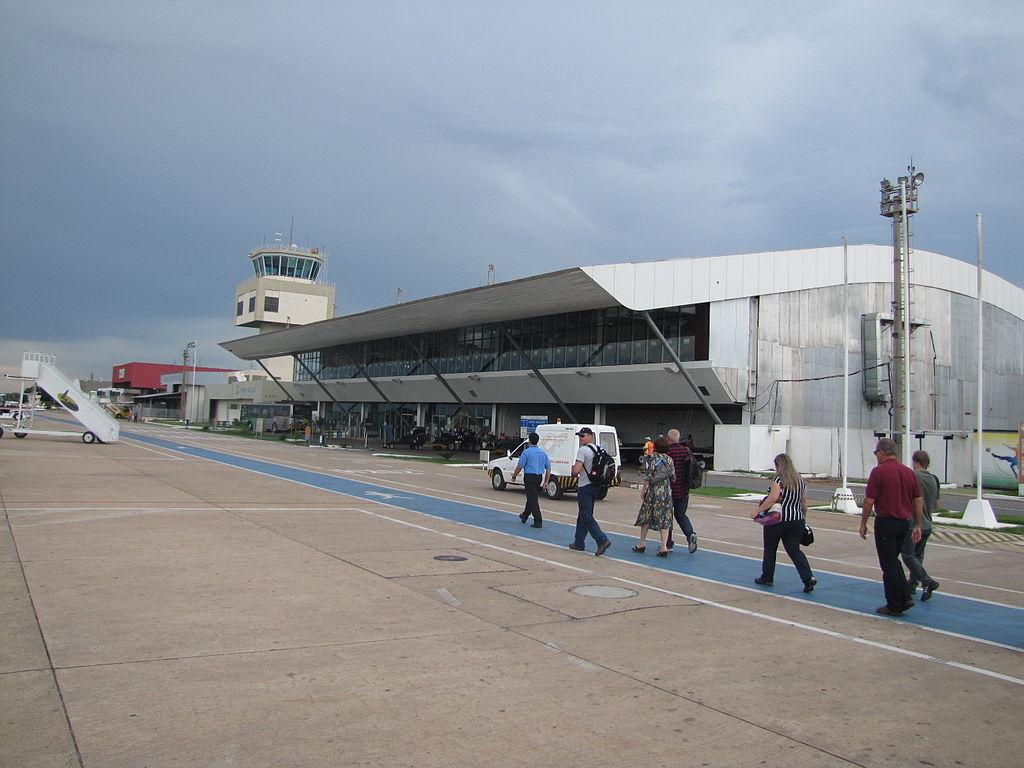 Governo retoma obra de R$ 85 milhões do aeroporto de Cuiabá que deve ficar pronto em 200 dias