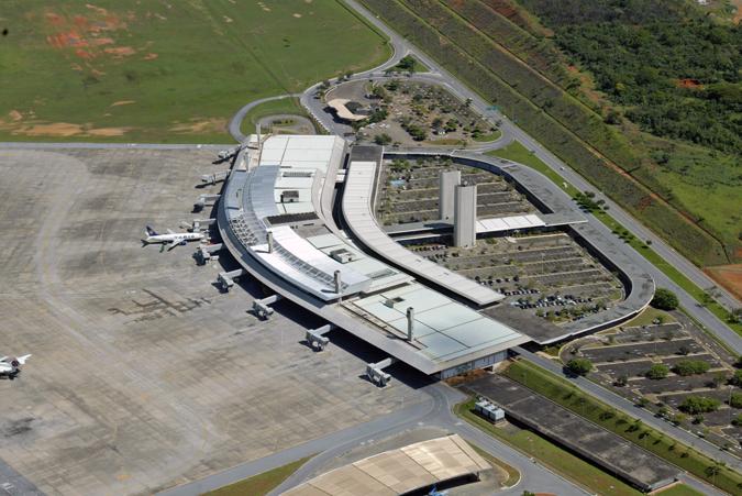 Aeroporto de BH recebe certificado por mapear emissões de gases de efeito estufa