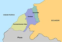 Perú y Ecuador trabajan conjuntamente en el establecimiento de nueva ruta turística binacional