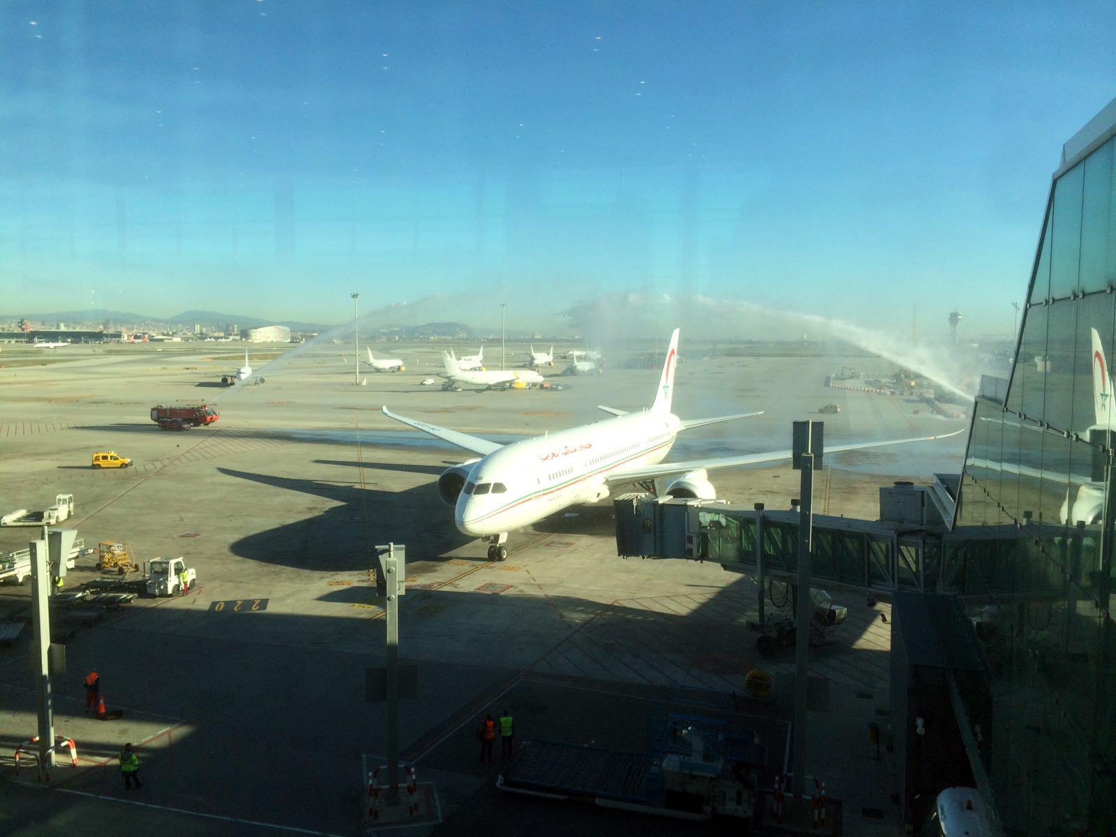 Royal Air Maroc anuncia 5º voo semanal para o Brasil