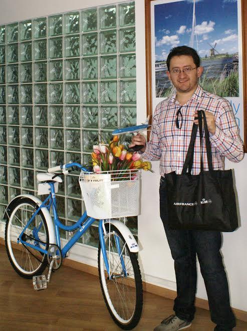 KLM premia la afición e invita a vivir nuevas experiencias