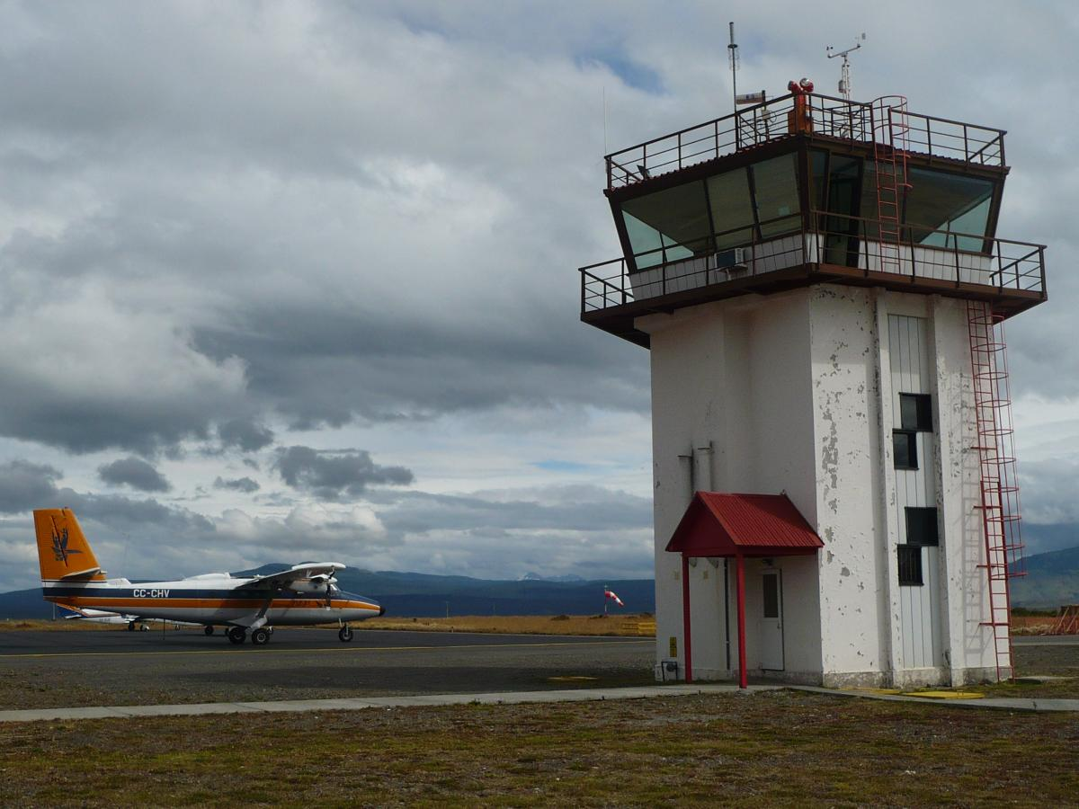 Chile: Mejoras en aeródromo de Puerto Natales permitirán la llegada de más líneas aéreas a la zona
