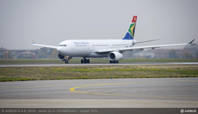 South African Airways celebra 83 años de servicios de transporte aéreo