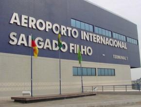 Ampliação da pista do aeroporto Salgado Filho começa em setembro