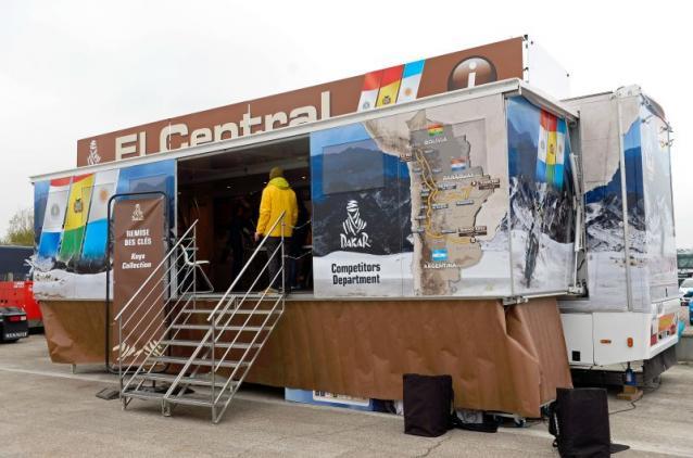 Argentina quiere que el Dakar forme parte de la marca Sudamérica